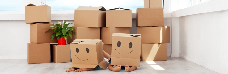 International Packing Service in India